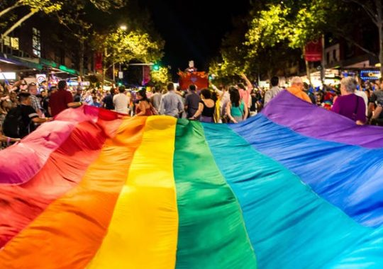Mardi Gras – El Desfile del Orgullo Gay en Sydney