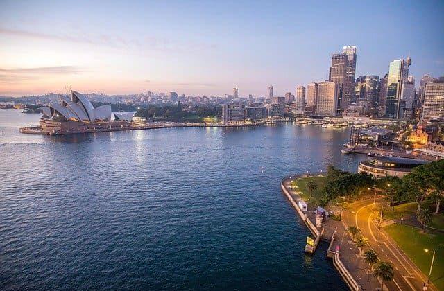 Excursiones en Sydney por la Bahía de con vistas a la Casa de la Ópera