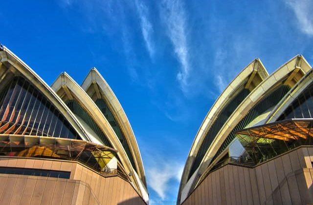 Lugares para visitar en Sydney - Casa de la Ópera