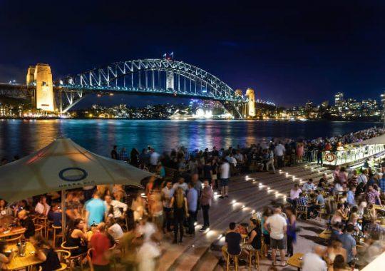 Sydney de noche – 27 de las mejores actividades y atracciones