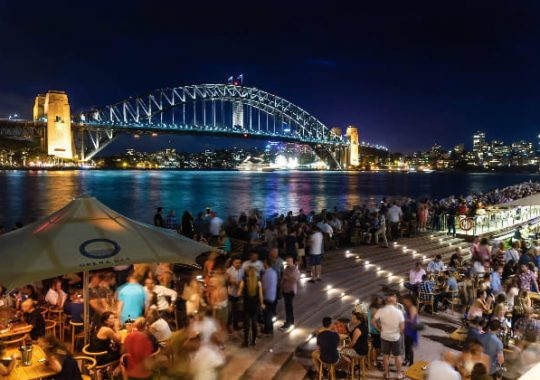 Sydney de noche – 28 de las mejores actividades y atracciones