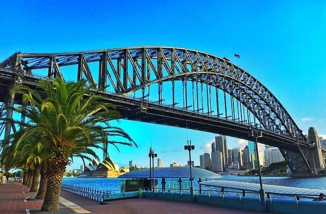 Que ver en Sydney - Puente de la Bahía