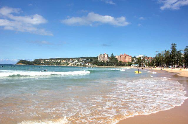 Alojarse en Sydney cerca de la playa