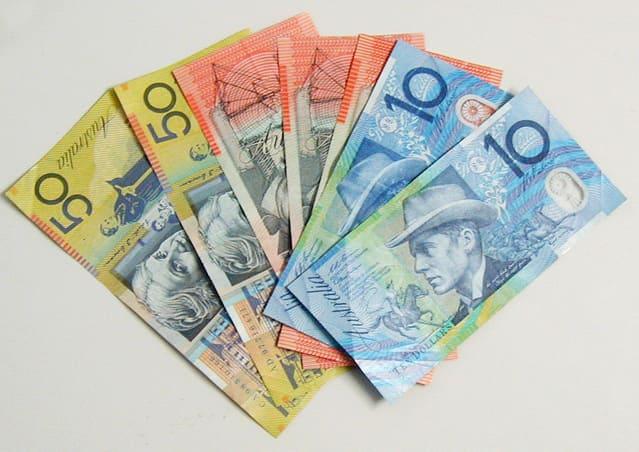 Billetes australianos