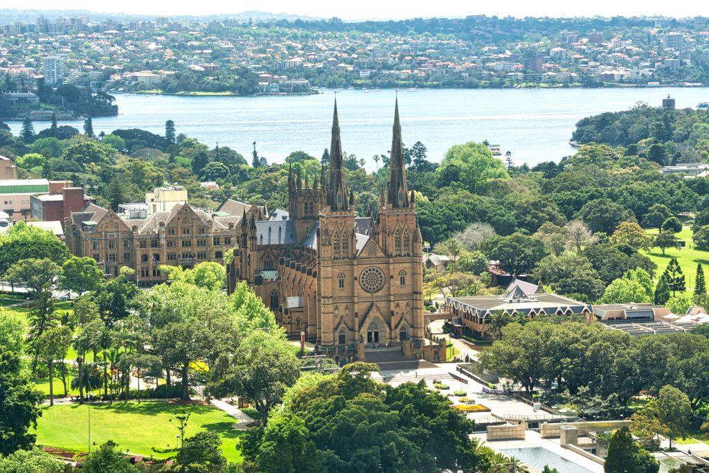 Catedral de Santa Maria en Sydney
