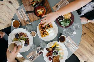 Comer brunch en Sydney