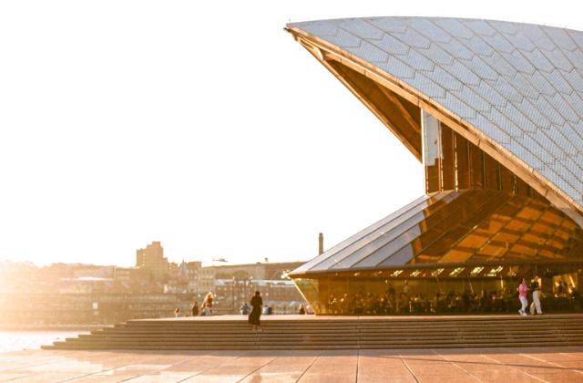Tours en Sydney en español dentro de la Casa de la Ópera