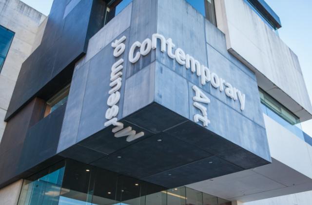 Fachada del Museo de Arte Contemporáneo en Sydney