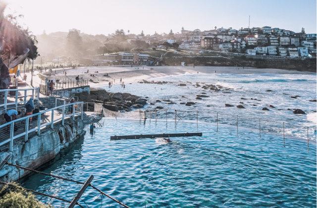 Piscina en Sydney - Bronte Baths