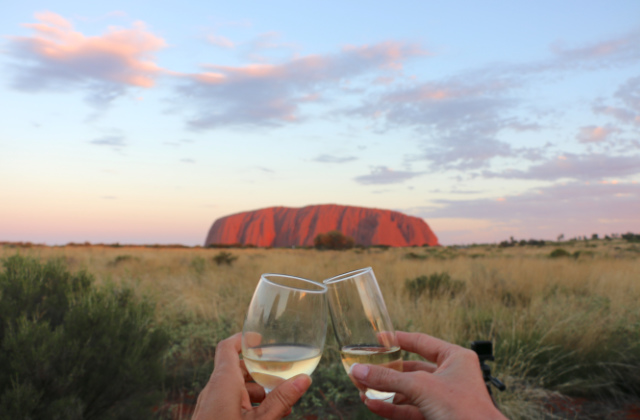 Viaje a Uluru desde Sydney