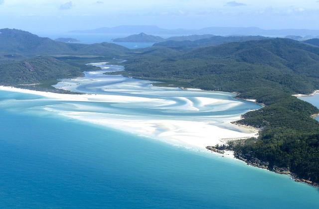 Whitsunday – Cómo Llegar y Qué Hacer en Las Islas
