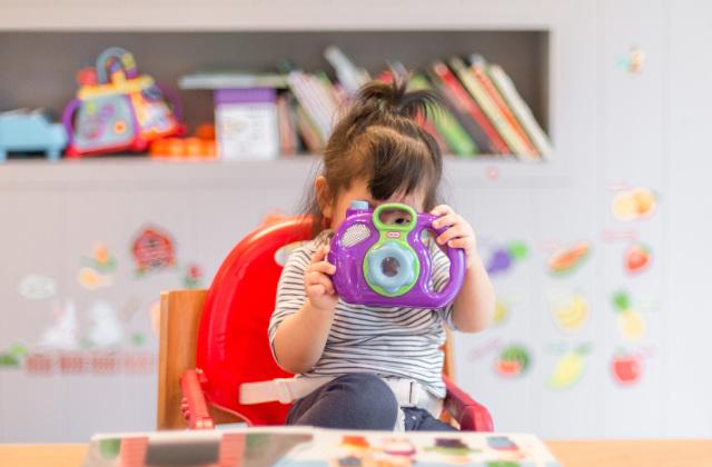Niñx jugando. En donde vivir en Sydney con niños