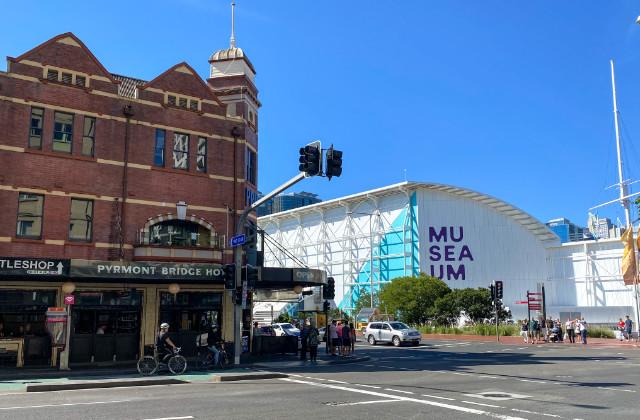 Pyrmont. Uno de las zonas en donde vivir en Sydney