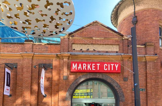 Market City en Sydney. Uno de los lugares para comprar recuerdos y souvenirs baratos.
