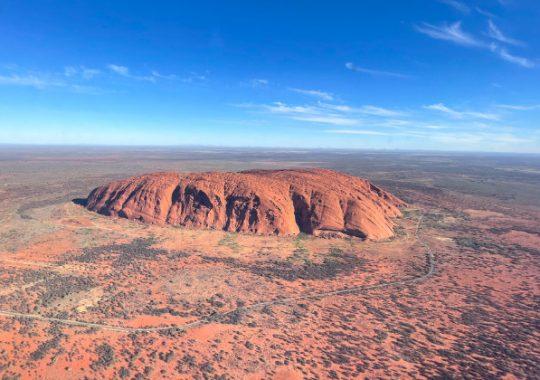 Viaje a Uluru (Cómo llegar y Qué Hacer)